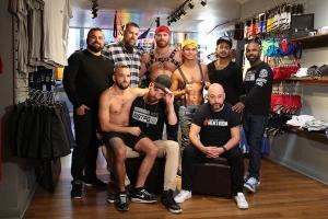 Toronto Men's Room Team