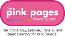 The Pink Pages Directory logo
